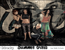 Verocity - Summer Girls (Clearance)