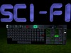 SciFi font for meshType