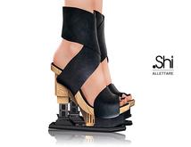 .Shi Allettare Heels \ Black