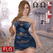 :: FLG Khady Dress - HUD 10 Models ::