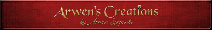 As arwen's creations mp banner 2016
