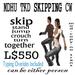 MDHU TKD COUPLES SKIPPING CW BOX