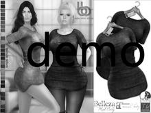 Bens Boutique - Bade Mini Dress Demo