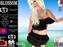 * Sexy Dreams * - Blossom black::lolas tango, eBODY, omega, phat, sking brazilia, wowmeh, eve