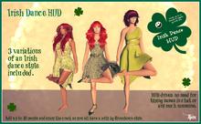 Jinx : Irish Dance HUD