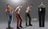 [MSN Design] Waco Pants [BLACK]