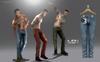 [MSN Design] Waco Pants [BLUE]