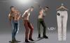 [MSN Design] Waco Pants [WHITE]