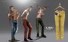 [MSN Design] Waco Pants [YELLOW]