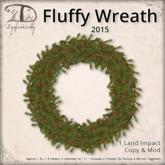 [DDD] Fluffy Wreath
