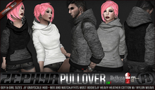 Razor/// Zephyr Pullover Hoodie w/ HUD