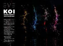KOI Square Confetti Path Color Pack