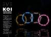 E.v.e  v  koi square confetti ring color pack