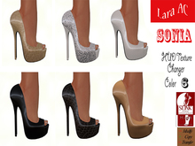 Lara AC Slink High Heels Sonia - HUD Texture Changer