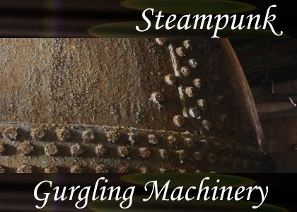 Atmo-Steampunk - Gurgling Machinery 0:20