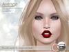 [Avenge] Rhea skin applier for Catwa mesh head - peach