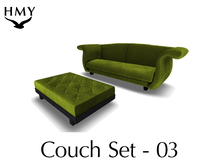 FULL PERM -  HMY Couch Set 03 - [Builders Edition]