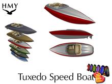 HMY Tuxedo Speed Boat