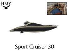 HMY Sport Cruiser 30