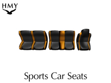 FULL PERM - Sports Car Style Seats - [Builders Edition]
