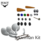FULL PERM - Snowman Building Kit