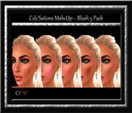 Cele'Sations Make-Up  Blush 5 Pk