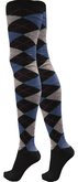 Blueberry - Bonie Mesh Thigh High Socks Stockings - Maitreya Lara, Belleza, Slink Physique Hourglass - Pattern 1