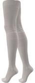 Blueberry - Bonie Mesh Thigh High Socks Stockings - Maitreya Lara, Belleza, Slink Physique Hourglass - Solid White