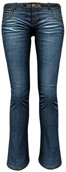 *Just BECAUSE* Designer Jeans (Blue) - Belleza Venus/Isis/Freya,Maitreya Lara,Slink Phys/Hourglass