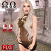:: FLG Tauriel Dress - HUD 10 Models ::