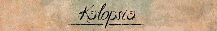 Kalopsia banner