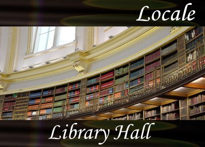 Atmo-Locale - Library Hall 2:40