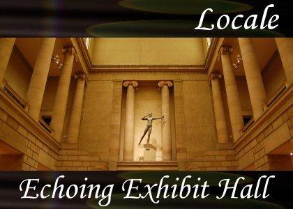 Atmo-Locale - Museum, Echoing Exhibit Hall 0:40