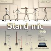 *MGSIT-STORE*Stand mic[BK]