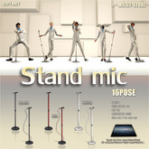 *MGSIT-STORE*Stand mic[WT]
