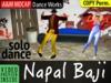 A&M: Napal Baji - solo dance (copy) :: PSY dance improvisation (k-pop, kpop)