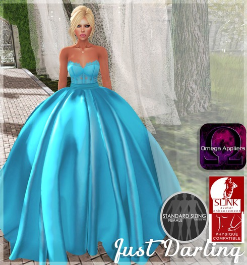 ::Just Darling:: Daydream Gown Robin