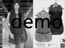 Bens Boutique - Gizem Cow Girl Dress - Hud Driven Demo