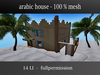 Arabic house plakat 2