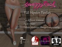 [SR] YUI Hipster Panties - Slink Maitreya Omega