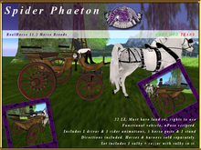*E* Spider Phaeton [RH 15.2] BOXED