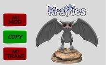 Krafties stone for NalDragoonix