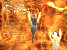 Zigoton Elemental Wings - Fire