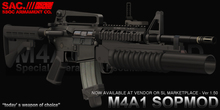 [SAC] M4A1 SOPMOD v1.41 Box