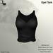 DE Designs - Opel Tank - Black