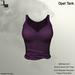 DE Designs - Opel Tank - Purple