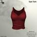 DE Designs - Opel Tank - Red