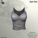 DE Designs - Opel Tank - White