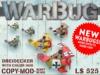 Dreidecker Warbug - Triplane