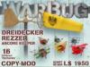 Dreidecker / Triplane Warbug Rezzer / Windsock